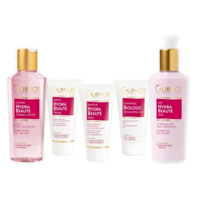 Great value 'Dehydrated Skin' Pack of Guinot Products
