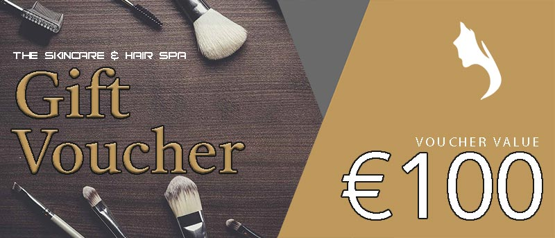 The Skincare & Hair Spa Gift Voucher